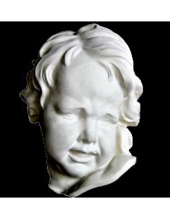 Buste enfant en pleurs par Pierre Puget