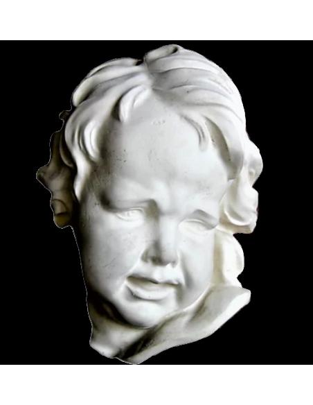 Busto de niño llorando por Pierre Puget
