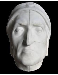 Masque mortuaire de Dante Alighieri