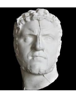 Buste de l'empereur romain Caracalla (Marcus Aurelius Severus Antoninus Augustus)