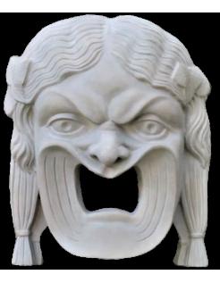 Masque de tragédie grecque