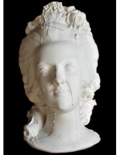 María Antonieta por Félix Lecomte