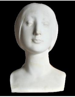 Buste de Princesse inconnue par Francesco de Laurana