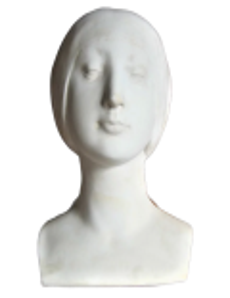 Busto de Princesa Desconocida por Francesco de Laurana