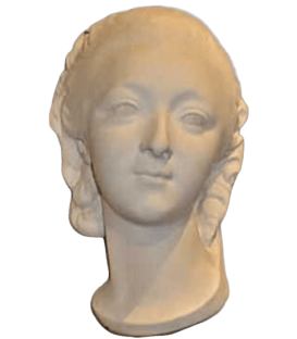 Bust of the Comtesse du Barry by Augustin Pajou