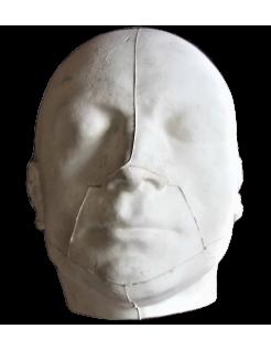Masque mortuaire de Maximilien de Robespierre
