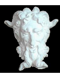 Máscara de sátiro por Miguel Ángel