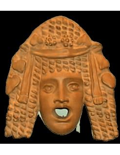 Máscara de Comedia Griega
