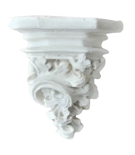 Gothic style wall console
