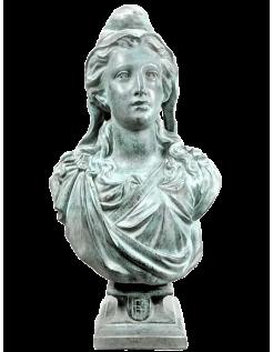 Buste de Marianne par Mauger