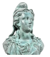 Bust of Marianne by Mauger