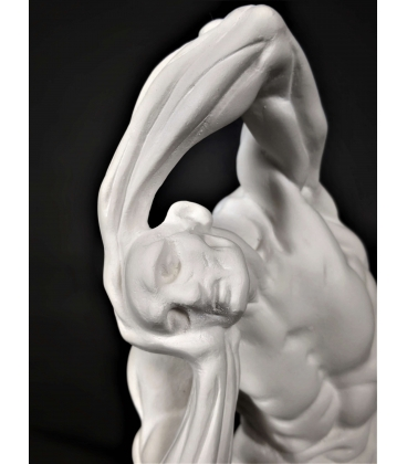 Écorché by Pierre Puget (formerly attributed to Michelangelo)