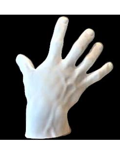 Estudio de mano derecha a partir de estatua antigua