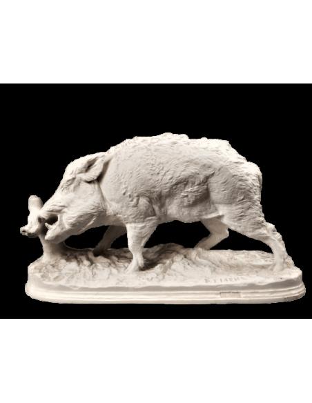 Boar by Pierre-Jules Mêne