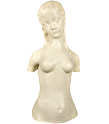 Torso of a naked young woman known as Torso of Eve