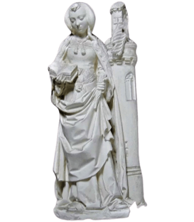 Statue of Saint Barbara