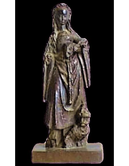 Statue de Sainte Catherine d'Alexandrie