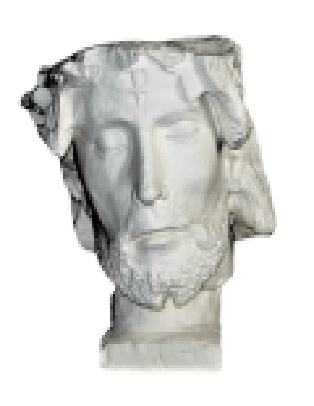 Buste de Jésus Christ église Saint Sauveur de Beauvais