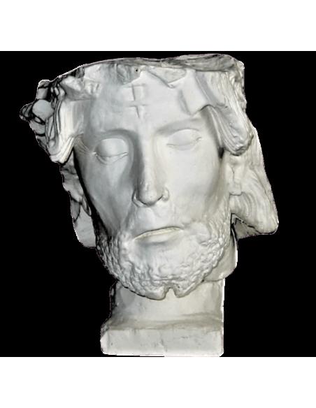 Busto de Jesucristo - iglesia Saint Sauveur de Beauvais