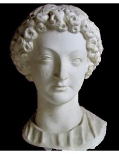 Buste d'Ange - Cathédrale de Reims