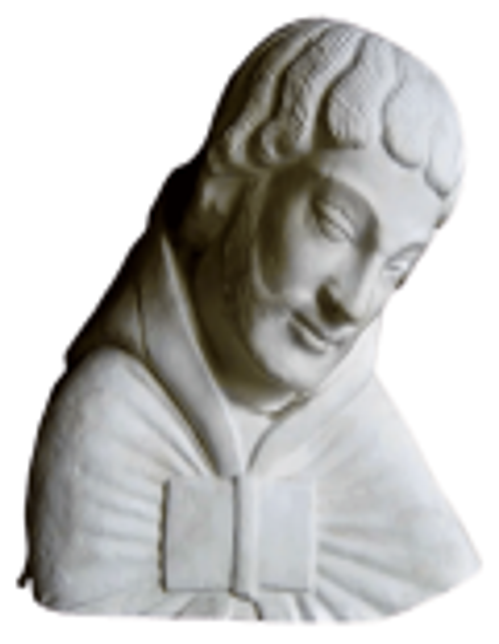 Busto de diácono - Catedral de Notre Dame de Paris