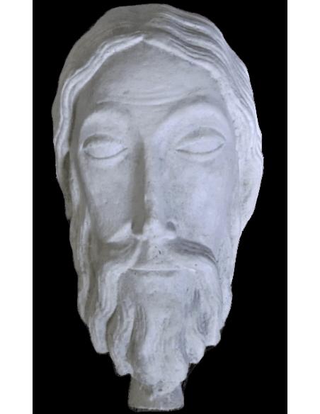Busto de Jesucristo - Catedral de Chartres