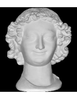 Busto Ángel de la sonrisa o la sonrisa de Reims - catedral de Reims