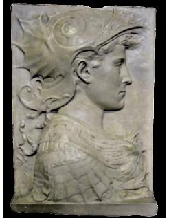 Bajorrelieve de San Jorge por Donatello - Museo del Bargello