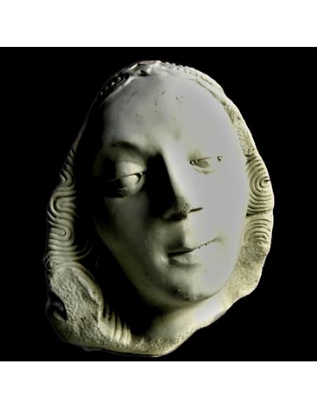 Bust of the Virgin of Moissac