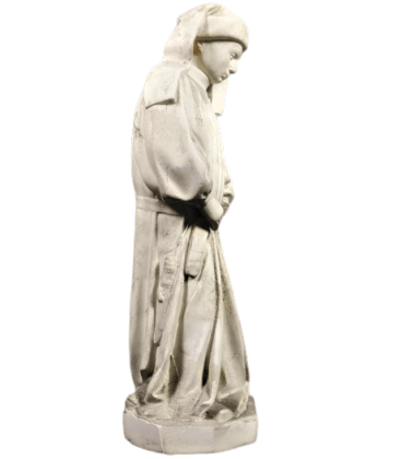 Statue of a mourner of Dijon known as No. 73 - Tomb of Philip the Bold