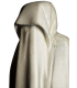 Statue of Mourner veiled, hiding his face by Jean de Cambrai