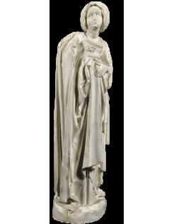 Estatua de Llorón, joven cortesana en luto