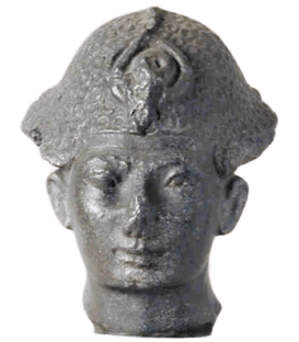 Bust of Amenhotep III, father of Pharaoh Akenathon