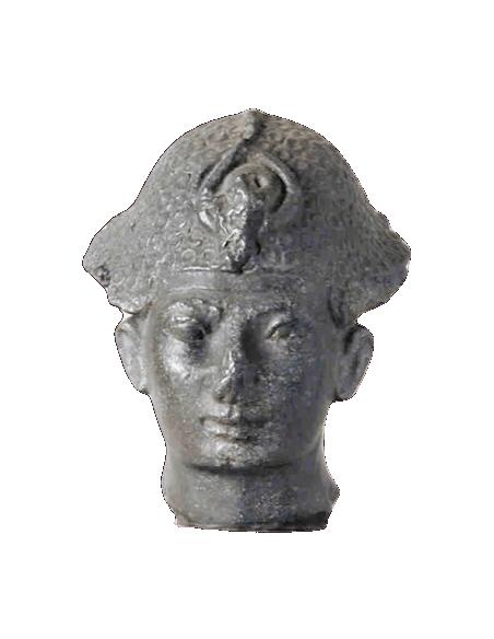 Bust of Amenhotep III, father of Pharaoh Akenathon