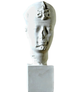 Bust of Pharaoh Apriès