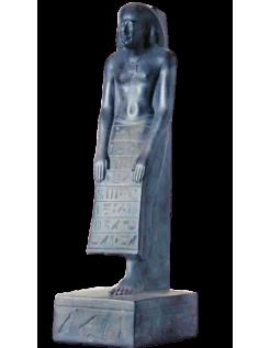 Statue de haut fonctionnaire égyptien