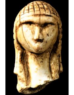 La Vénus ou Dame de Brassempouy (ou Dame a la Capuche)