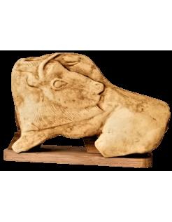 Bison lamiéndose - Cueva de la Madeleine