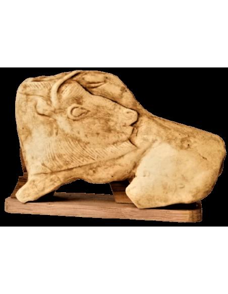 Bison se léchant - Grotte de le Madeleine
