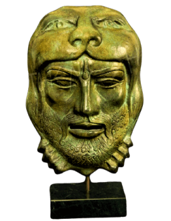 Masque d'Hercules