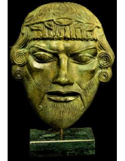 Masque de Dionysios