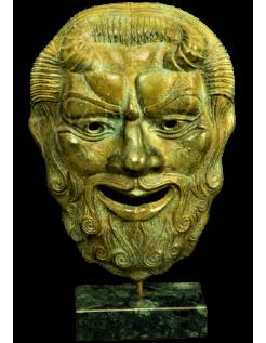 Máscara de Pan o Fauno