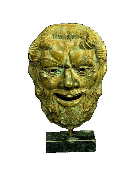 Mask of Pan or Faun