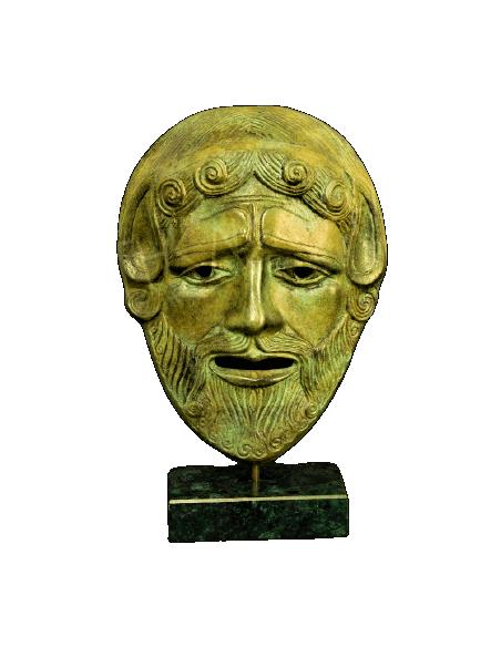 Máscara de Zeus
