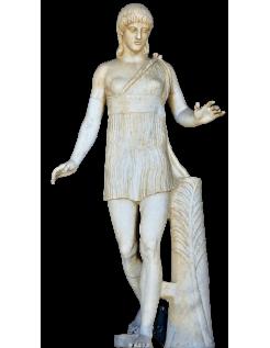 Statue d'Atalante par Pasitélès - musée du Vatican