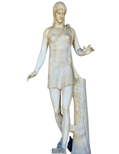 Statue of Atalanta by Pasiteles - Vatican Museum