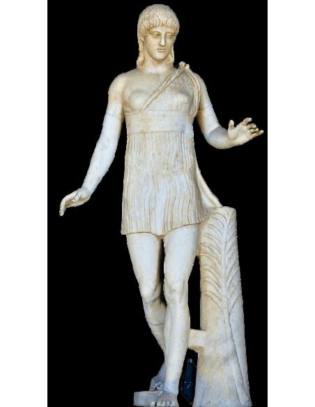 Estatua de Atalanta de Pasiteles - Museo Vaticano