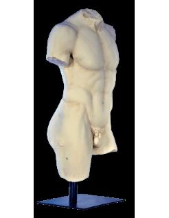Discóforo de Policleto, replica del museo nacional del Prado