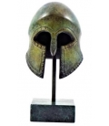 Casque corinthien antique en bronze