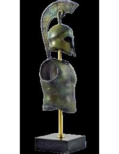 Armure spartiate de la Grèce antique